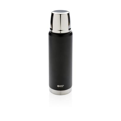 Elite copper thermosfles 500 ml zwart